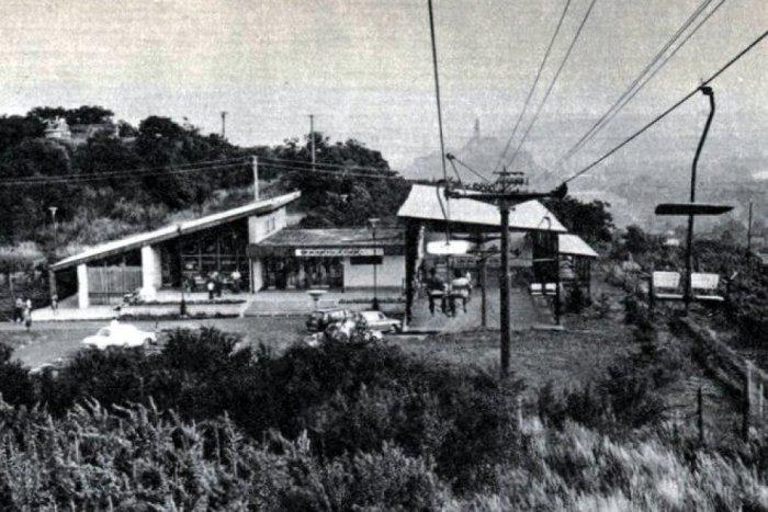 Ilustračný obrázok k článku Takto sme sa vozili: Nitriansku lanovku spustili do prevádzky pred 50 rokmi, VIDEO