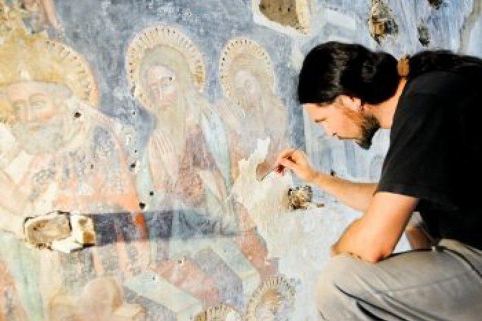 Ilustračný obrázok k článku Tip na výstavu: Výtvarníci Toman a Florek sa predstavia na Nástupišti 1-12