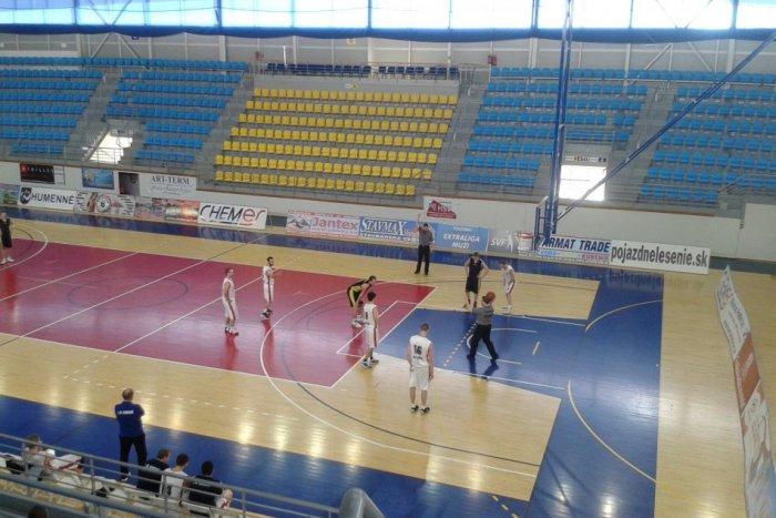 Ilustračný obrázok k článku Prekvapenie sa nekonalo: Basketbalisti 1. BK podľahli v derby Michalovciam