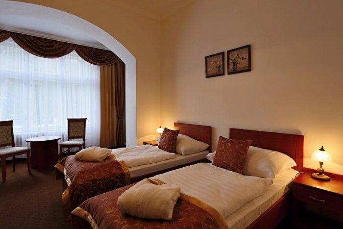 Ilustračný obrázok k článku Luxus v Bardejovských kúpeľoch: Vynovené izby aj švédske stoly