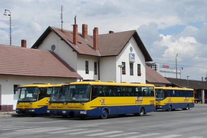 Ilustračný obrázok k článku Autobusová stanica dostane novú vizáž: Pribudnú aj nové prístrešky