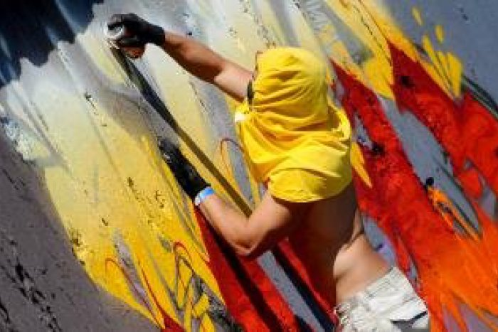 Ilustračný obrázok k článku Novinka, čo upúta: Mestský park oživí street art, osvetlenie sa zmení na umelecké diela