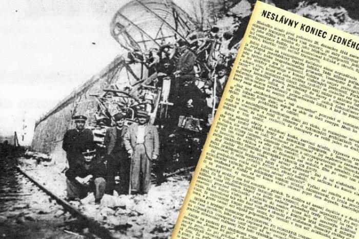 Ilustračný obrázok k článku Záhadná havária nemeckého transportu: Nemci o nej nič nevedia