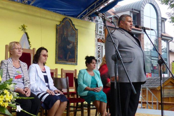 Ilustračný obrázok k článku Dni sv. Egídia v Poprade: Maroš Bango vystúpil so svojím Koncertom pre nádej