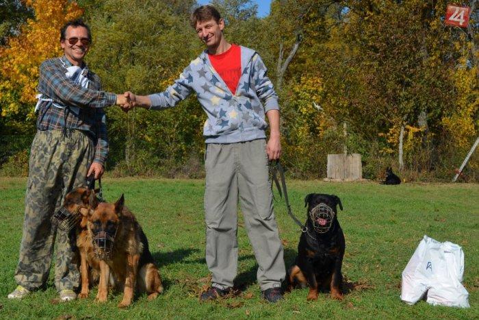Ilustračný obrázok k článku FOTO: Pretek kynológov zožal divácky úspech. Toto sú najtalentovanejšie psy z okresu!