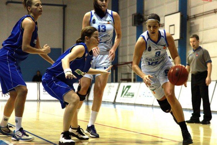 Ilustračný obrázok k článku Spišskonovoveské basketbalistky sú pri chuti: Presvedčili sa o tom súperky z Ceglédi