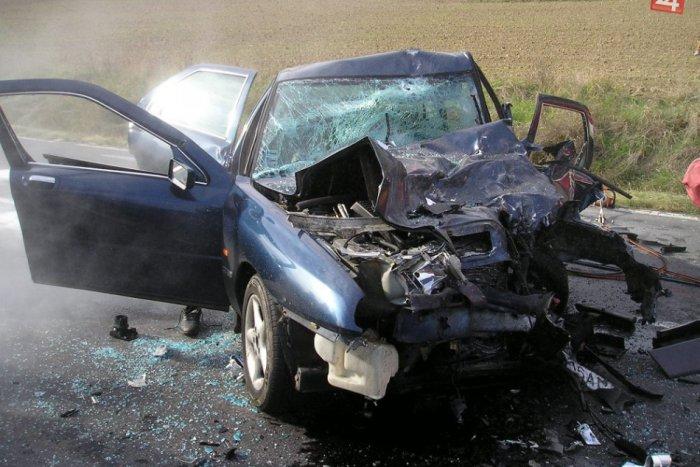 Ilustračný obrázok k článku Tragická nehoda pri Krupine: Pozrite si zábery priamo z miesta nešťastia
