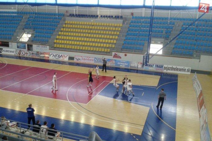 Ilustračný obrázok k článku Doma opäť víťazne: Humenskí basketbalisti porazili ostrieľané Krompachy