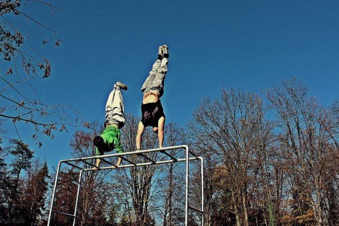 Ilustračný obrázok k článku Mestský park už mení svoju tvár: Vyrastá v ňom multifunkčný priestor na športovanie!