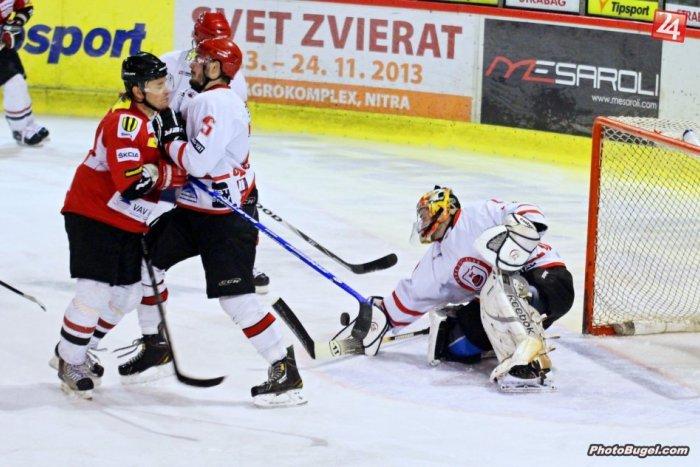 Ilustračný obrázok k článku Hokejisti Nitry bojujú v play-off druhej ligy: Na ľade súpera víťazne, čaká ich domáce dvojkolo!