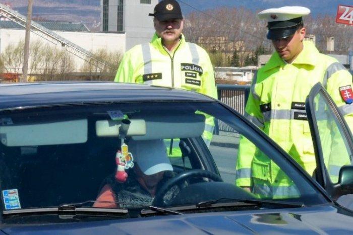 Ilustračný obrázok k článku Začína veľká dopravno-bezpečnostná akcia polície: Vodiči, na TOTO si prioritne dajte pozor