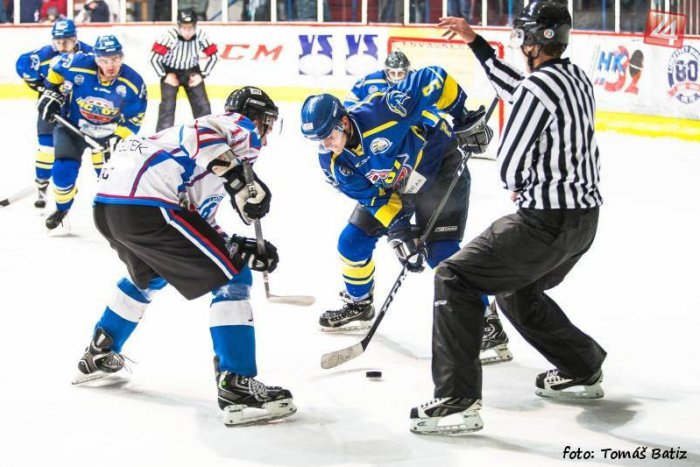 Ilustračný obrázok k článku Prehľad zápasu: Ľadový hokej – Stredoslovenská divízia piatakov