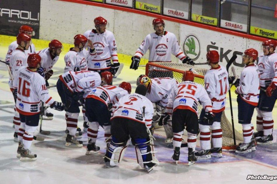 Ilustračný obrázok k článku Veľký úspech nitrianskych hokejistov: Vo finále zdolali Liptovský Mikuláš , sú majstrom II. ligy!