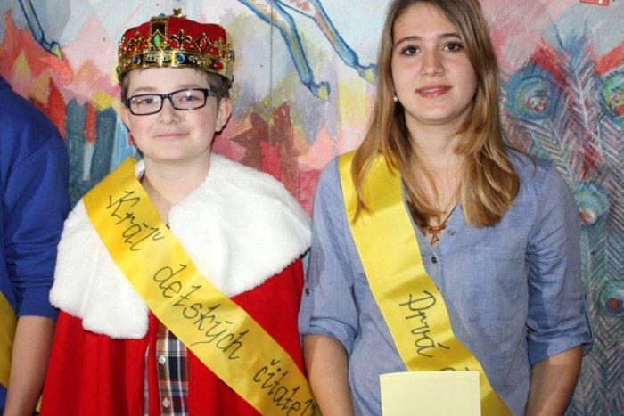 Ilustračný obrázok k článku Zvolen má nového detského kráľa čitateľov: Juraj si požičal toľko kníh, že dospelí môžu závidieť