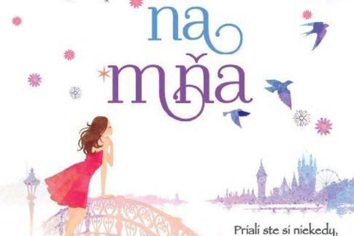 Ilustračný obrázok k článku Tip na knihu: Nezabudni na mňa je plná romantiky a vtipu!