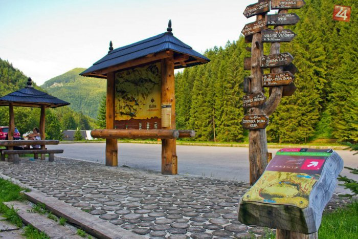 Ilustračný obrázok k článku Tip na trip: Od Koliby u dobrého pastiera do Hrabovskej doliny na bicykli