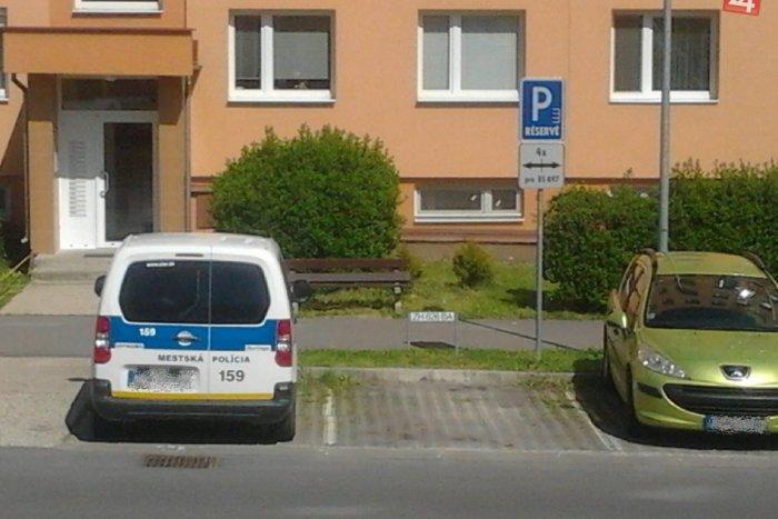 Ilustračný obrázok k článku TAKTO nafotil čitateľ mestských policajtov pri parkovaní: Čo na to náčelník?