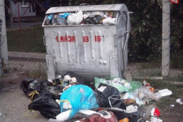 Ilustračný obrázok k článku Tip od vás: Takto sa v našom meste vyváža komunálny odpad!