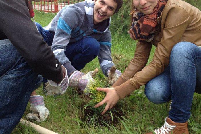 Ilustračný obrázok k článku Nezastavil ich ani silný vietor: Takto sa mladí Moravčania pustili do nového projektu