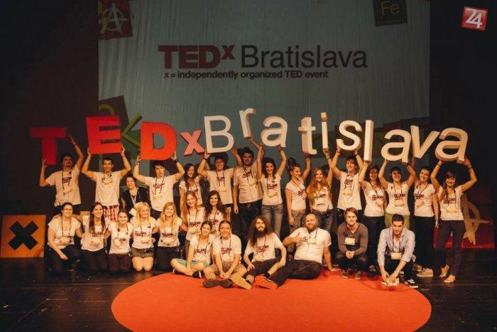 Ilustračný obrázok k článku Piaty ročník TEDxBratislava bol opäť plný inšpiratívnych myšlienok