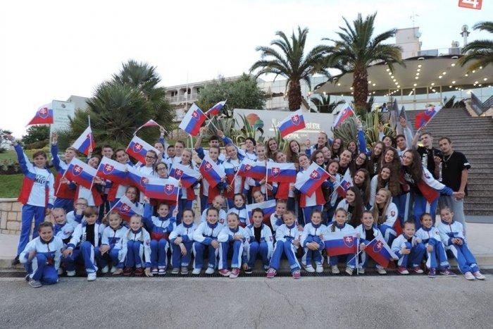 Ilustračný obrázok k článku Neuveriteľných 13 medailí z posledných Majstrovstiev sveta: TAKÁ je bilancia tanečnej skupiny NOVUM!