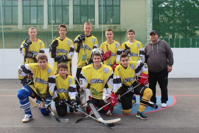 Ilustračný obrázok k článku Hokejbalová liga v Prešove pokračovala ďalším kolom: Znovuzrodenie HBC Paluto vzbudzuje rešpekt!