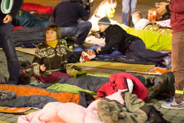 Ilustračný obrázok k článku Noc vonku: Pýtate sa, čo sa zmení spánkom na ulici? Nie všetko sa dá opísať, treba to zažiť