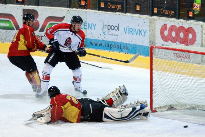 Ilustračný obrázok k článku I. hokejová liga štartuje: ROZPIS zápasov HC Topoľčany