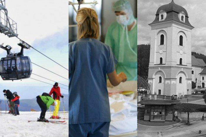 Ilustračný obrázok k článku TOP 7 spravodajských momentov týždňa: Začiatok lyžiarskej sezóny, mumps aj ulice v Brezne za komunistov