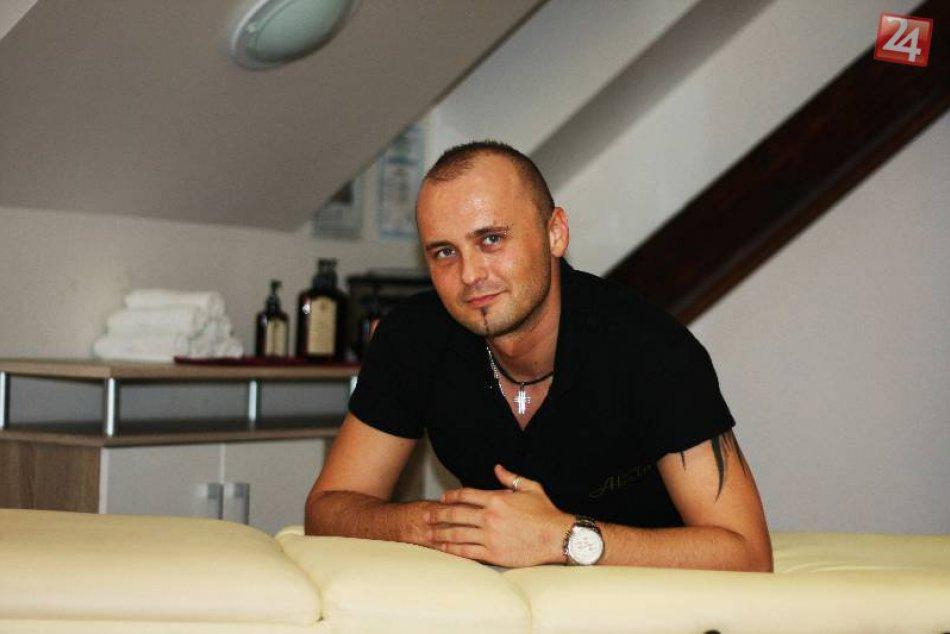 Ilustračný obrázok k článku Bystrický Masér Vladimír Ďurica: Prvá masáž dokáže divy. Neveríte?