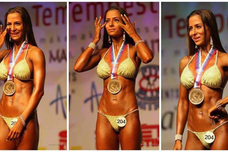 Ilustračný obrázok k článku Mladá, krásna a úspešná: Vo Zvolene žije majsterka sveta v Bikini fitness! FOTO