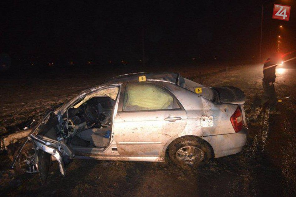 Ilustračný obrázok k článku Tragická nehoda v Mikuláši: Zahynul 19-ročný mladík, FOTO z miesta nešťastia!