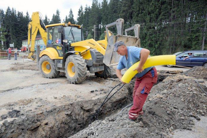 Ilustračný obrázok k článku V Malackách je už na 95 percentách územia kanalizácia