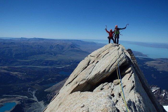 Ilustračný obrázok k článku Známy horolezec zo Spišskej Mišo Sabovčík o svojej poslednej ceste: Patagónia je snom mnohých horolezcov
