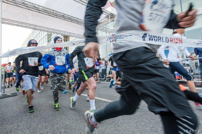 Ilustračný obrázok k článku Charitatívny svetový beh pomôže vozičkárom. Do Wings for Life World Run sa zapojí aj Bratislava