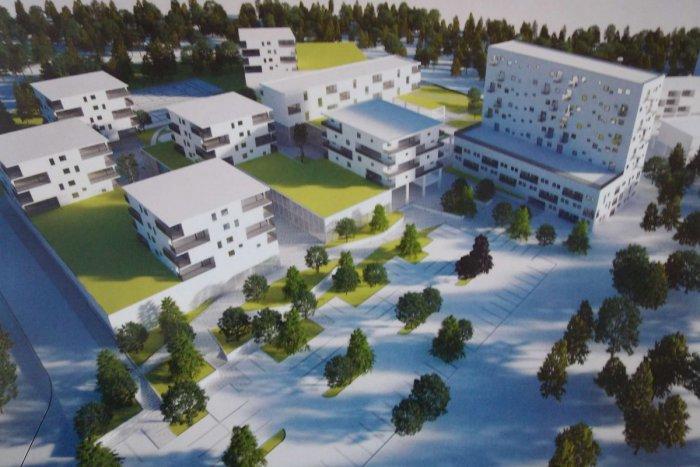 Ilustračný obrázok k článku Pozrite si VIZUALIZÁCIE: V Spišskej má vyrásť prvé ekosídlisko na Slovensku