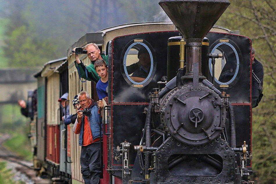 Ilustračný obrázok k článku Státisíce klikov na YouTube a Čiernohronská železnička je razom v kurze: Odrazí sa to v návštevnosti našej atrakcie? FOTO