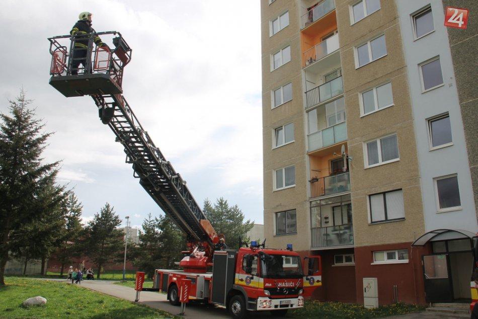 Ilustračný obrázok k článku Požiar bytu v Dúbravke