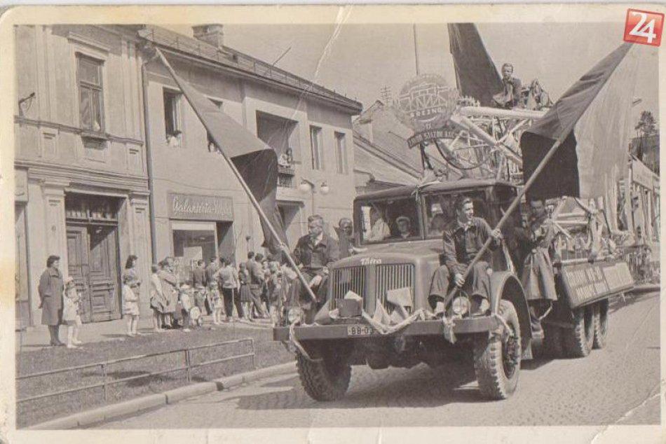 Ilustračný obrázok k článku Doteraz nepublikované zábery z ulíc Brezna: Náš čitateľ našiel v rodinnom archíve skutočné unikáty!
