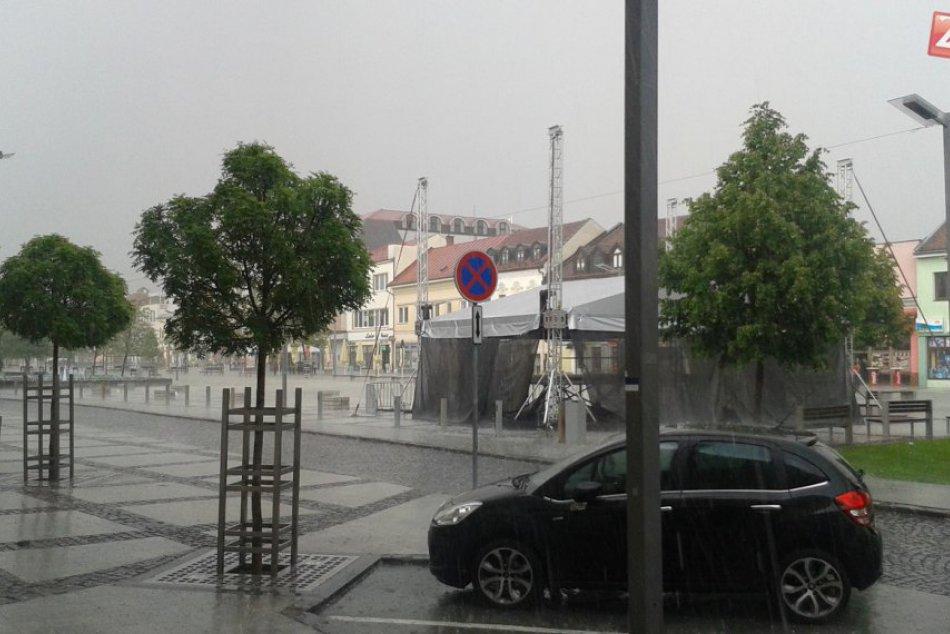 Ilustračný obrázok k článku Meteorológovia vydali výstrahy pre Zvolenský okres. Na toto sa radšej pripravte