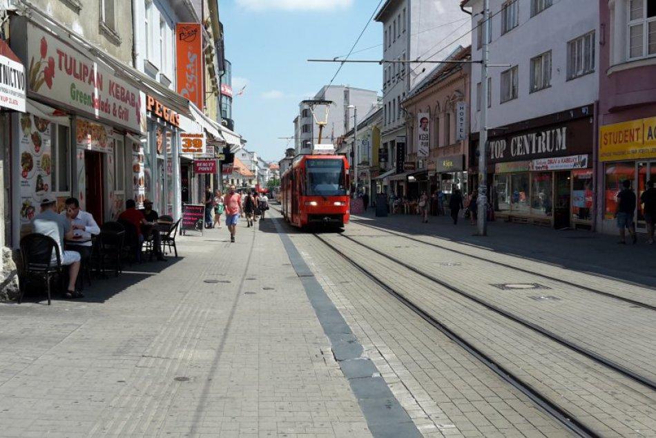 Ilustračný obrázok k článku Aká je skutočná Obchodná? OZ Obchodná ulica a okolie sa bude snažiť o vytvorenie novej obchodnej štvrte