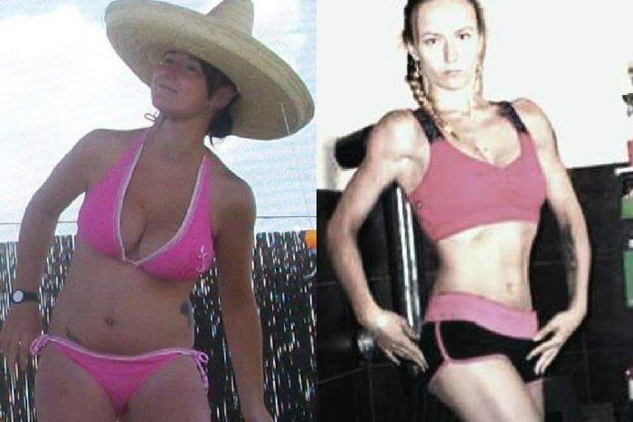 Ilustračný obrázok k článku Nikola z Brezna zhodila 18 kíl, teraz robí fitnes trénerku: Jej rady nie sú zázrak, je to drina