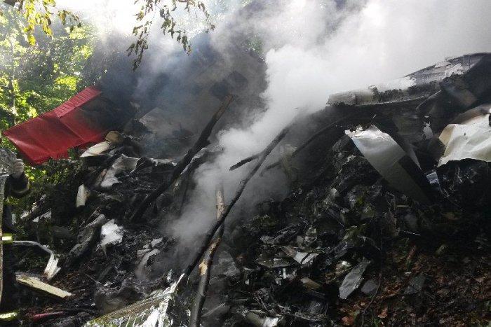 Ilustračný obrázok k článku Letecká tragédia na Považí: Jedno z lietadiel padlo len niekoľko desiatok metrov od školy, výpoveď očitého svedka!