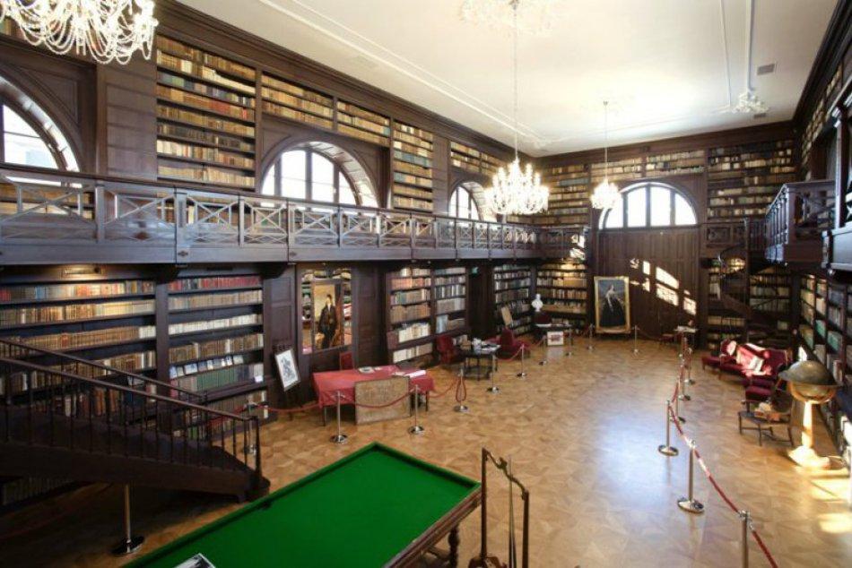 Ilustračný obrázok k článku Jedna z najcennejších pamiatok na FOTKÁCH: Pokochajte sa krásnou knižnicou Apponiovcov!