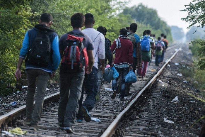 Ilustračný obrázok k článku V Prievidzi zadržali utečencov: Chceli sa vraj dostať z Maroka do Rakúska