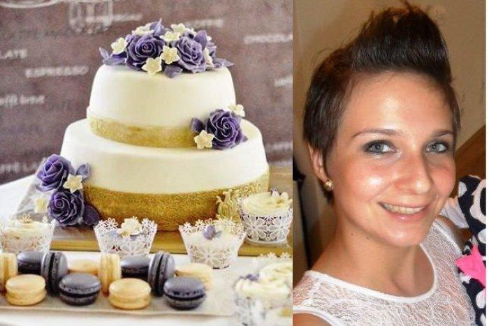 Ilustračný obrázok k článku Začalo to tortou pre dcérku: ROZHOVOR s Katkou, ktorej sladké umenie očarilo Topoľčancov