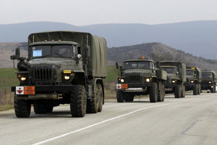 Ilustračný obrázok k článku Slovenskom sa bude presúvať vojenská technika: Týka sa to aj okresov Bystrica a Zvolen