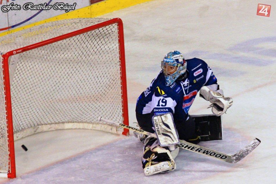Ilustračný obrázok k článku Hokejisti cestovali na ľad Zvolena: Ujali sa vedenia, no na silného súpera nestačili