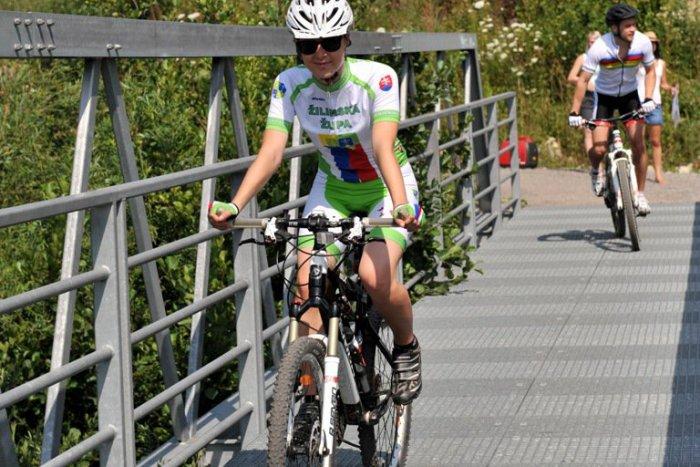 Ilustračný obrázok k článku Neviete kam vyraziť na bicykli? PREHĽAD cyklotrás v Žiline a okolí