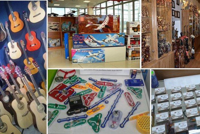 Ilustračný obrázok k článku Keď na vás prídu nákupné chúťky: Päť zaujímavých obchodov, ktoré môžete nájsť vo Zvolene